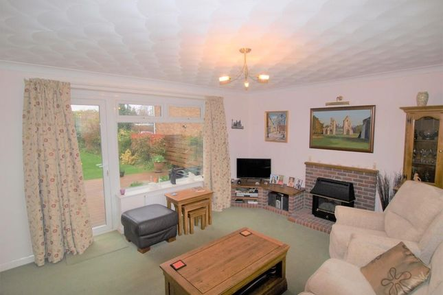 Thumbnail Detached house for sale in Windsor Way, Polegate