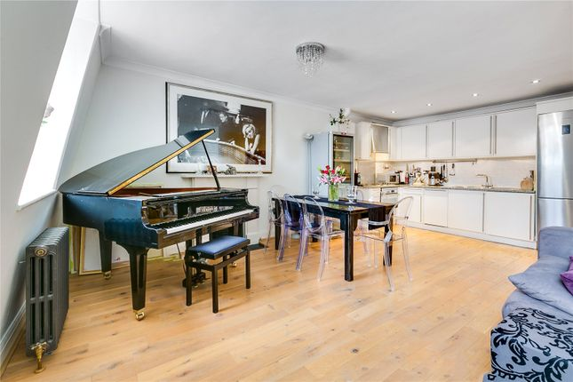 Thumbnail Flat for sale in Clanricarde Gardens, Notting Hill, London
