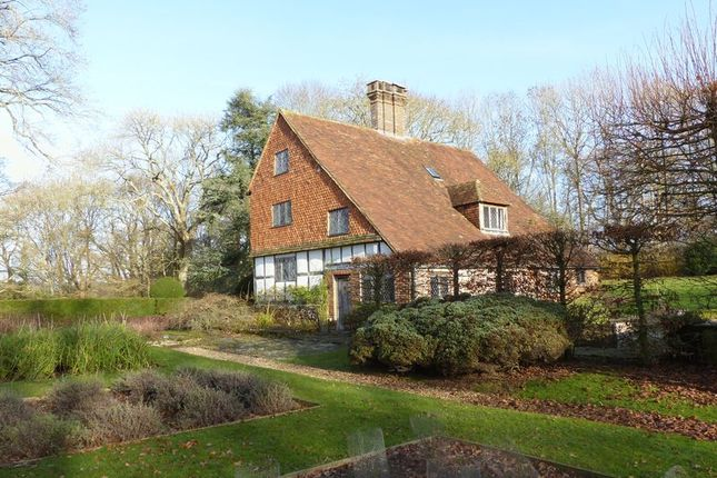 Thumbnail Detached house to rent in Baynards, Rudgwick, Horsham