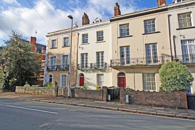 Thumbnail Maisonette for sale in Old Tiverton Road, Exeter