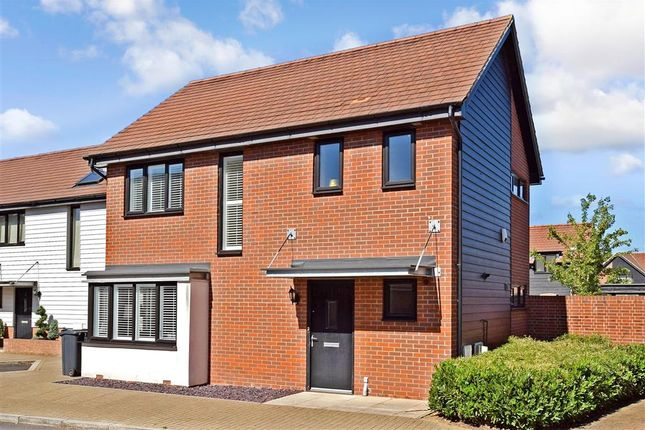 Thumbnail Detached house for sale in Derby Drive, West Malling, Kent