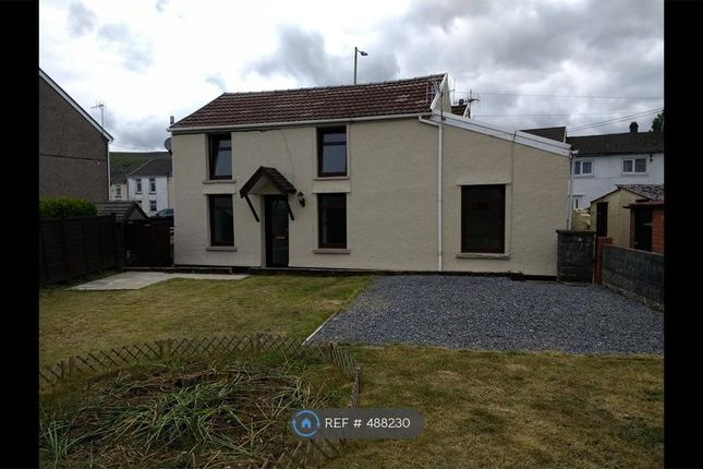 Thumbnail Semi-detached house to rent in Brecon Road, Hirwaun