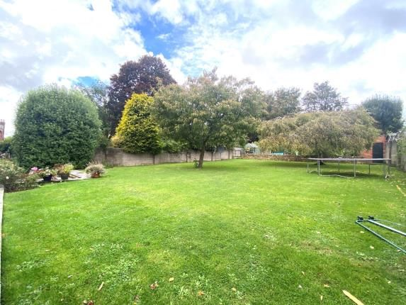 Garden of West Park, Yeovil BA20