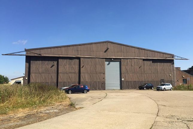 Thumbnail Light industrial to let in Airfield Industrial Estate, Little Staughton, Bedford