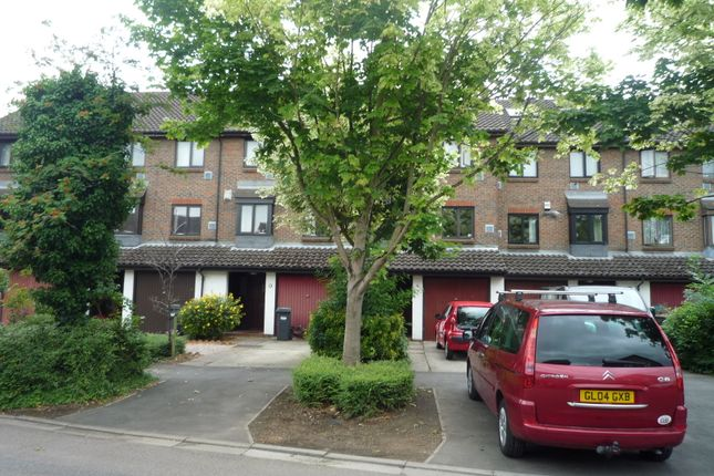 Thumbnail Town house to rent in Stags Way Off Syon Lane, Osterley, Isleworth