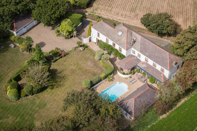 Thumbnail Detached house for sale in La Rue De Bel-Air, St. Mary, Jersey
