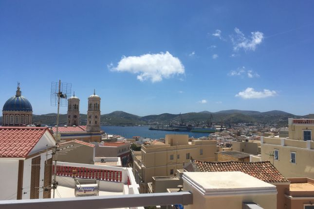 Thumbnail Town house for sale in Syros, Syros - Ermoupoli Municipality 841 00, Greece