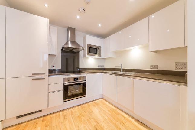 Kitchen of Beacon Point, 12 Dowells Street, Greenwich, London SE10