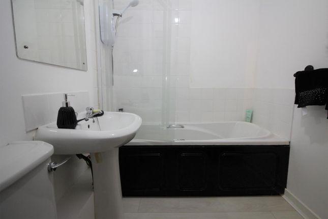 Bathroom of Newark Hall, Glen Avenue, Port Glasgow PA14