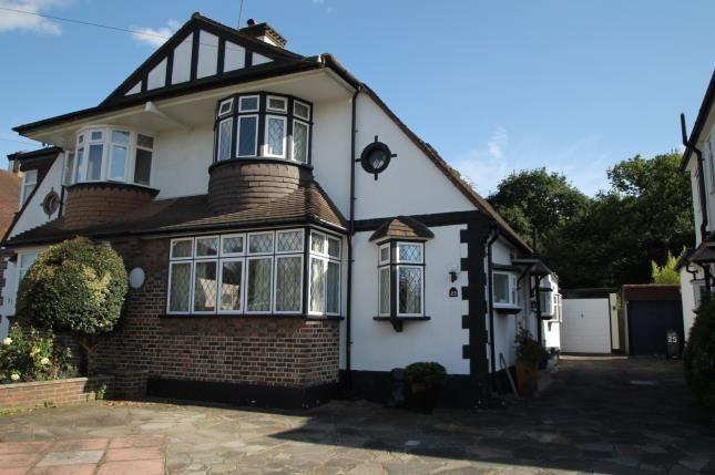 Thumbnail Semi-detached house for sale in Bushey Road, Shirley, Croydon