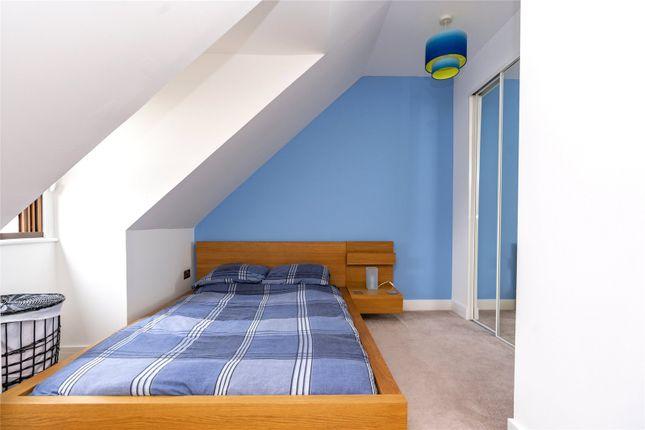 Bedroom of Romney Court, 25 Romney Place, Maidstone, Kent ME15