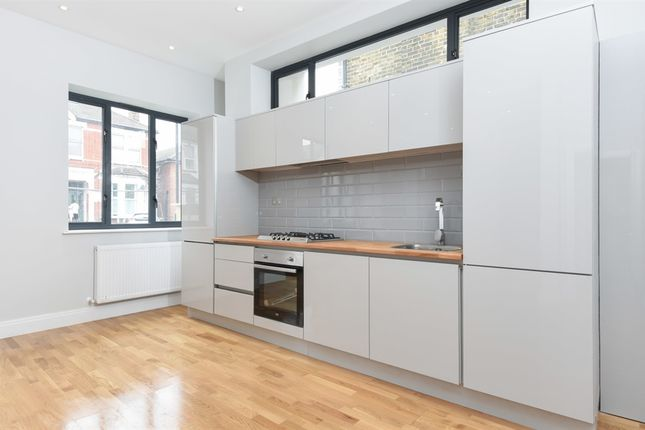 Thumbnail Flat for sale in Stanger Road, London