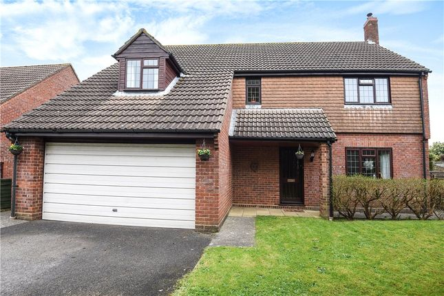 Thumbnail Detached house for sale in Court Gardens, Yeovil, Somerset