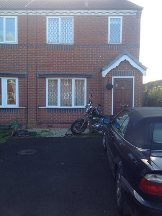 Thumbnail Semi-detached house to rent in Thetford Way, Walsall