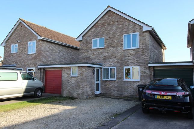 Thumbnail Detached house to rent in Pizey Close, Clevedon