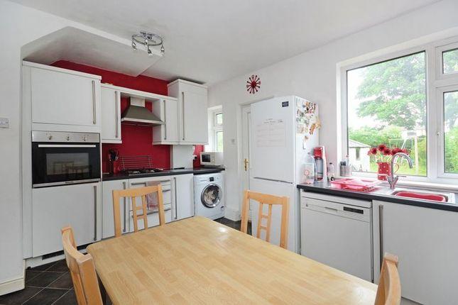 Kitchen of Herdings View, Sheffield S12