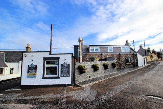 Commercial property for sale in Union Street, Portknockie, Buckie