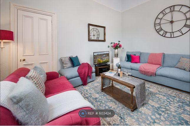Thumbnail Flat to rent in Hillside Crescent, Edinburgh