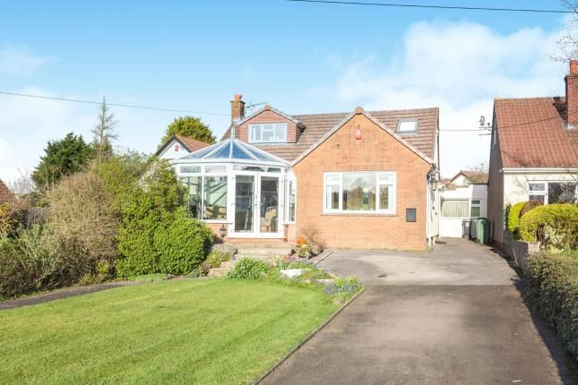 Thumbnail Bungalow for sale in Flax Bourton Road, Failand, Bristol, .
