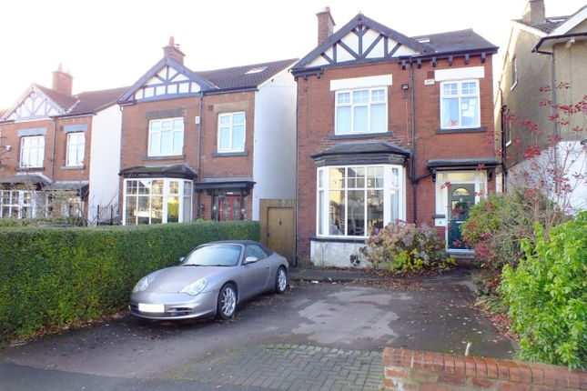 Thumbnail Detached house to rent in Talbot Road, Roundhay, Leeds