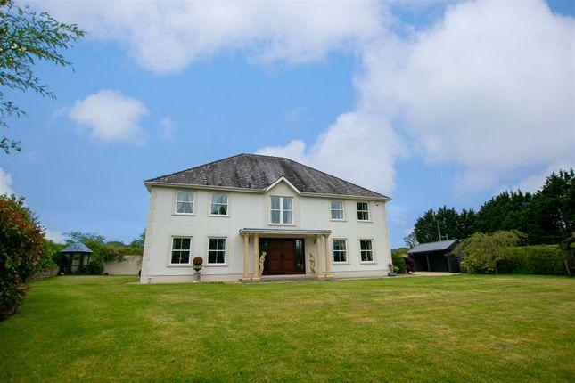 Thumbnail Detached house for sale in Thornton House, Llanpumsaint, Carmarthen