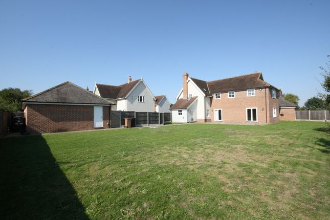 Thumbnail Detached house for sale in Southend Road, Rettendon Common, Chelmsford