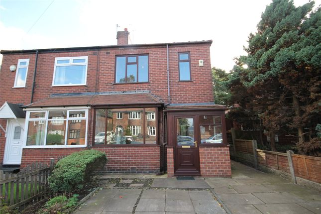 Thumbnail Semi-detached house to rent in Moss Avenue, Rochdale, Greater Manchester