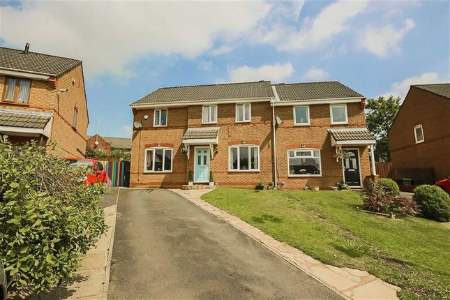 Thumbnail Semi-detached house for sale in George Avenue, Great Harwood, Blackburn
