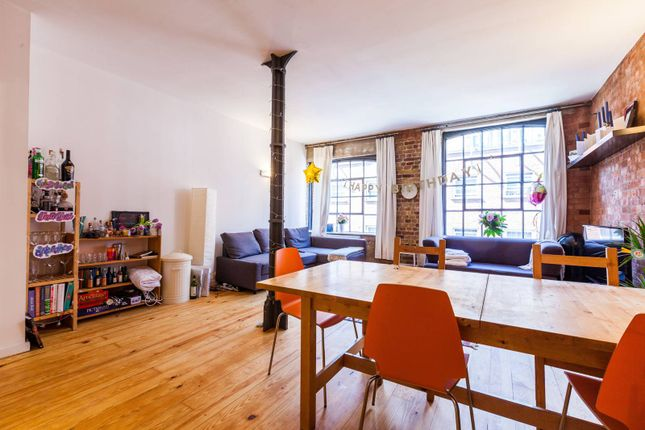 Thumbnail Flat to rent in Casson Street, Brick Lane
