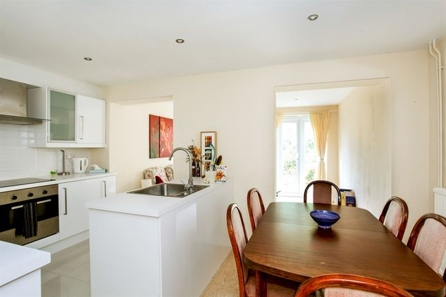 Thumbnail Terraced house for sale in Courtwood Close, Salisbury