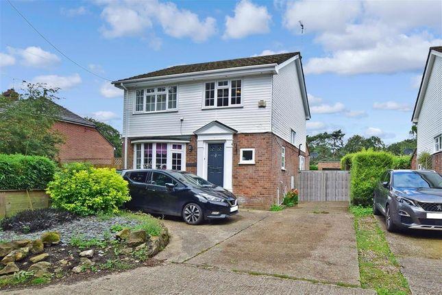 Thumbnail Detached house for sale in Covet Lane, Kingston, Canterbury, Kent