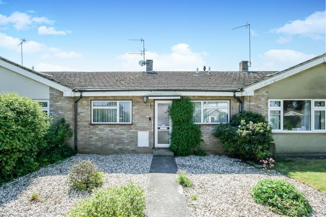 Thumbnail Terraced bungalow to rent in Wychwood Close, Milton-Under-Wychwood, Chipping Norton