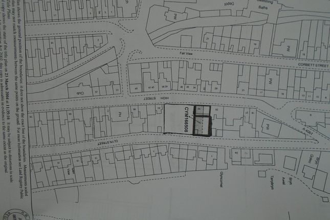 High Street, Ogmore Vale, Bridgend. CF32