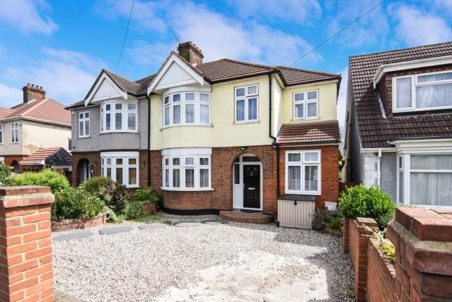 Thumbnail Semi-detached house for sale in Grays, Essex, .