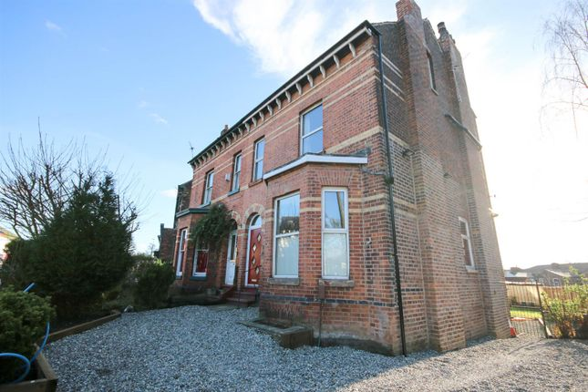Thumbnail Semi-detached house for sale in Monton Green, Eccles, Manchester