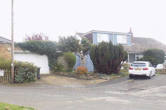 Thumbnail Semi-detached house for sale in Windmill Green, Stone Cross, Pevensey