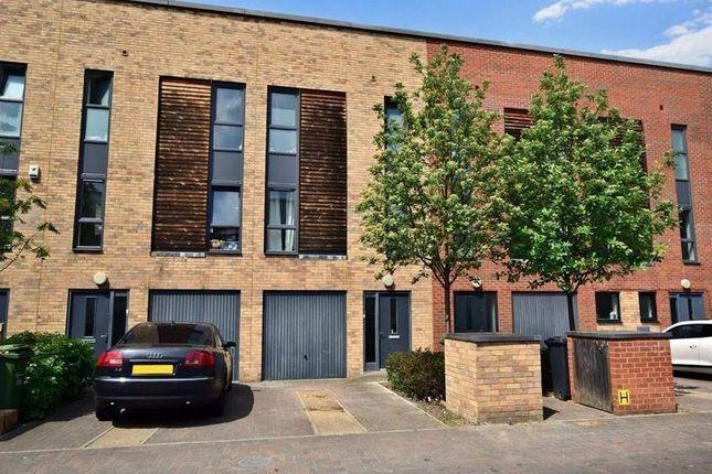 Thumbnail End terrace house to rent in Scholars Way, Dagenham, Essex