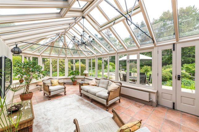 Garden Room of Waddington, Clitheroe, Lancashire BB7