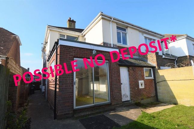 Terraced house to rent in Kingfisher Park, Browndown Road, Lee-On-The-Solent