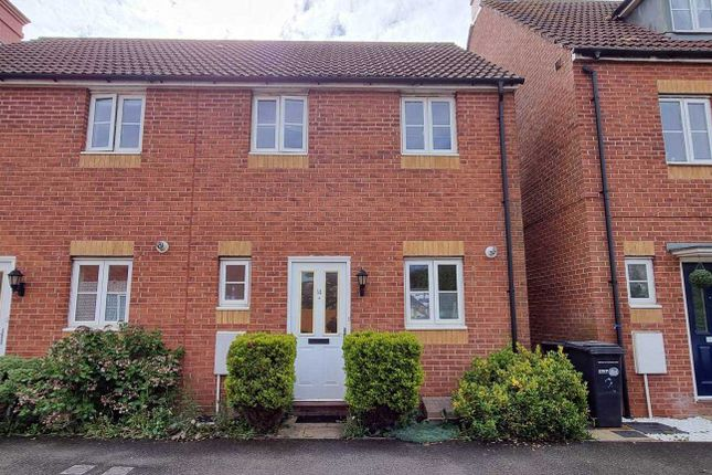 2 bed semi-detached house for sale in Coker Way, Chard TA20