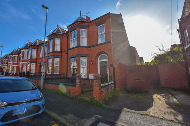Thumbnail Terraced house for sale in Walpole Street, Chester