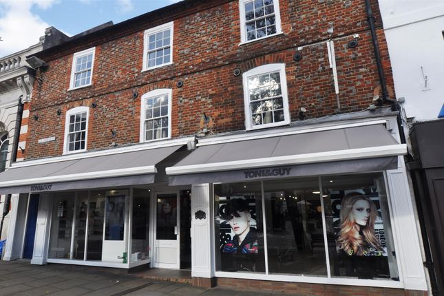 Thumbnail Flat to rent in Market Place, Hitchin