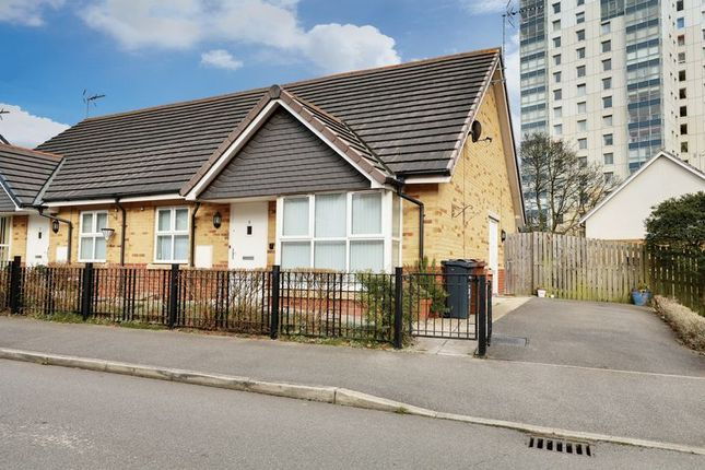 Thumbnail Semi-detached bungalow for sale in Camberwell Way, Hull