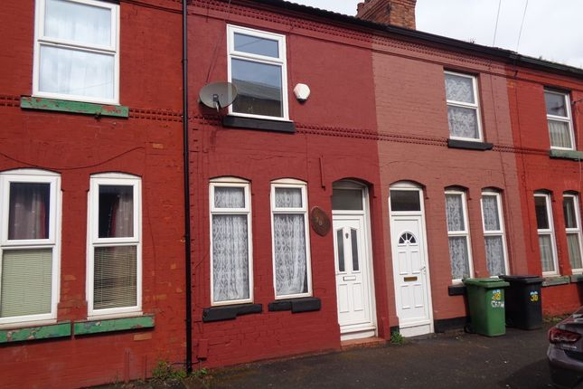 2 bed terraced house to rent in Cathcart Street, Liverpool CH41