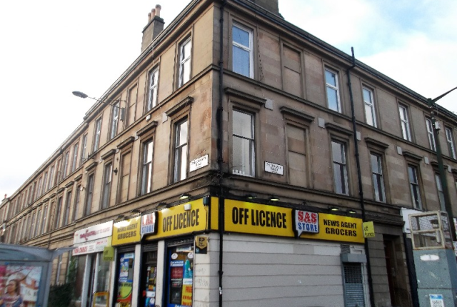 Thumbnail Flat to rent in Nithsdale Road, Strathbungo, Glasgow, 2Al