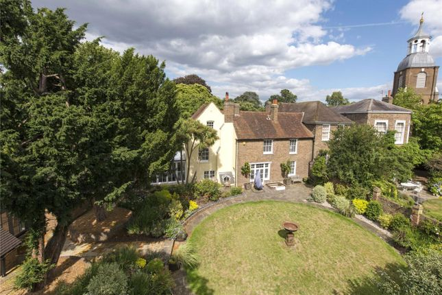 Thumbnail Semi-detached house for sale in Church Street, Sunbury-On-Thames, Surrey