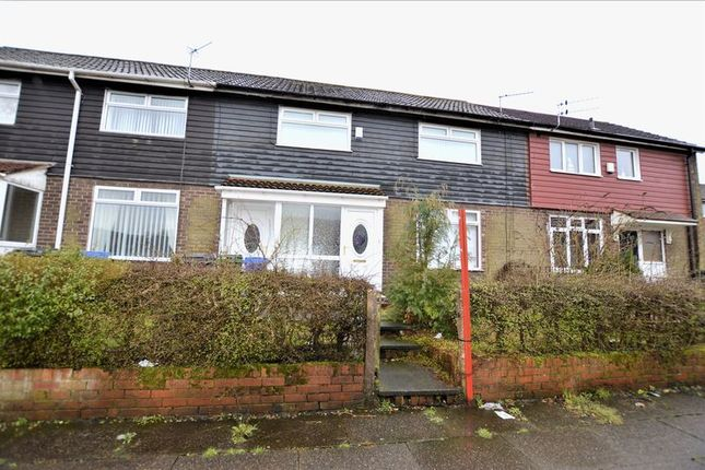 Thumbnail Terraced house to rent in Wardle Brook Walk, Hyde