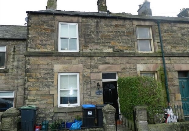 Thumbnail Cottage to rent in Derwent Terrace, Old Hackney Lane, Hackney, Matlock, Derbyshire