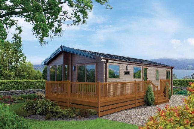 Thumbnail Detached bungalow for sale in Llanrug, Caernarfon