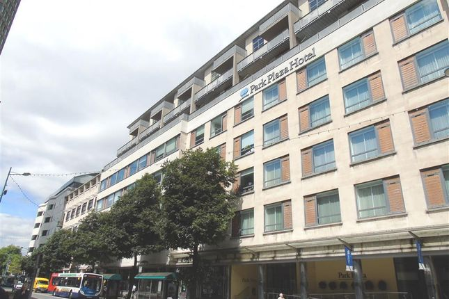 Thumbnail Flat to rent in Park View Apartments, Greyfriars Road, Cardiff
